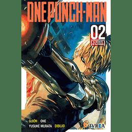One Punch-Man Vol.02 - Ivrea España