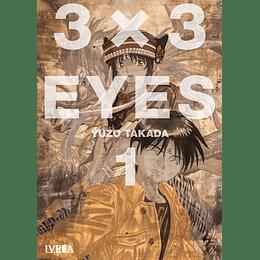 3X3 Eyes Vol.01