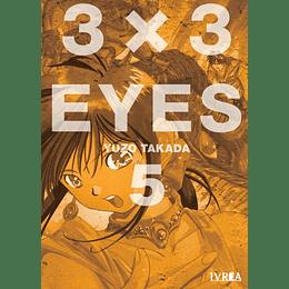 3X3 Eyes Vol.05