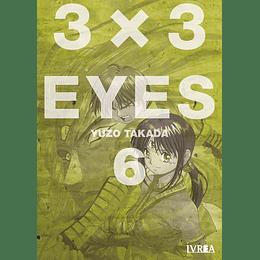 3X3 Eyes Vol.06