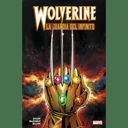 Wolverine: La guardia del infinito (Tapa Dura)