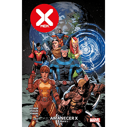 X-Men: Amanecer X (6) - Parte 1