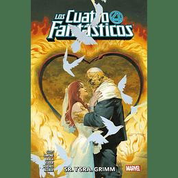Los Cuatro Fantásticos (2): Sr. y Sra. Grimm