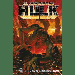 El Inmortal Hulk (3): Hulk en el Infierno