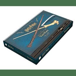 Harry Potter La Colección de Varitas (Libro + Varita)