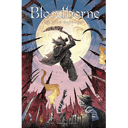 Bloodborne Vol.04: El Velo Rasgado