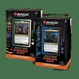 Pack Commander Innistrad Midnight Hunt (Inglés)