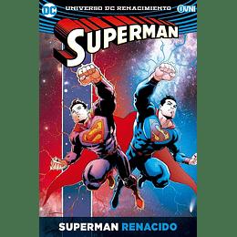 Superman Renacimiento Vol.3: Superman Renacido