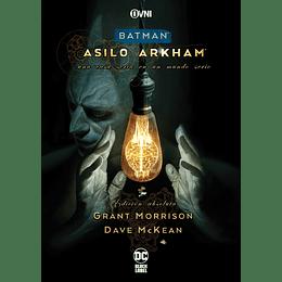 Batman: Asilo Arkham - Edición Absoluta