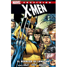 X-Men: El Regreso De Longshot