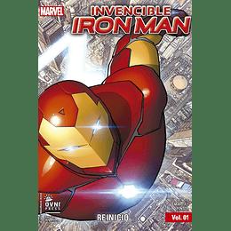 Invencible Iron Man Vol.01: Reinicio