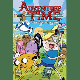 Hora De Aventura - Adventure Time Vol.02