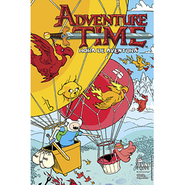 Hora De Aventura - Adventure Time Vol.04
