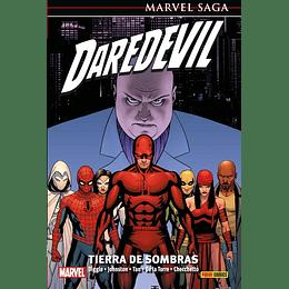Daredevil N°23: Tierra de Sombras - Marvel Saga