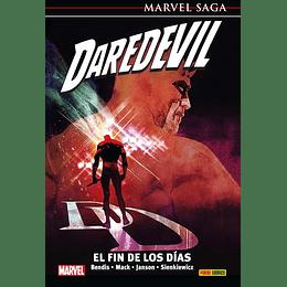 Daredevil N°25: El fin de los días - Marvel Saga