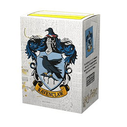Protectores Dragon Shield Brushed Wizarding World: Ravenclaw (x100)