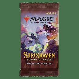 Sobre Set Booster Strixhaven (Inglés)