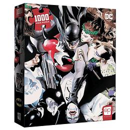 "Puzzle: Batman ""Tango With Evil"" (1000 piezas)"