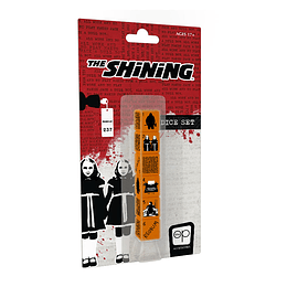 Set de dados: The Shining (6 dados de 6 lados)