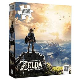 Puzzle: Zelda Breath Of The Wild (1000 piezas)