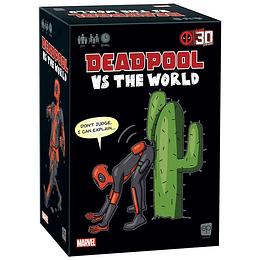 Deadpool vs The World (Inglés)
