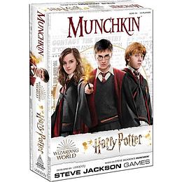 Munchkin: Harry Potter (Inglés)