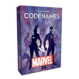 Código Secreto: Marvel (Inglés)