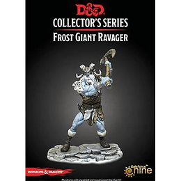 D&D Collector's Series: Icewind Dale - Frost Giant Ravager
