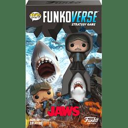Pop! Funkoverse: Jaws 100 (Inglés)