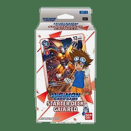 Mazo Digimon CCG: Starter Deck Gaia Red (ST-1)