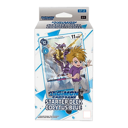Mazo Digimon CCG: Starter Deck Cocytus Blue (ST-2)