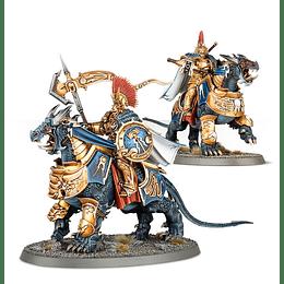 Stormcast Eternals: Dracothian Guard - Guardia Dracothiana
