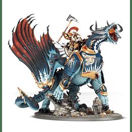 Stormcast Eternals: Lord-Celestant on Stardrake - Lord Celeste en Dracoestelar