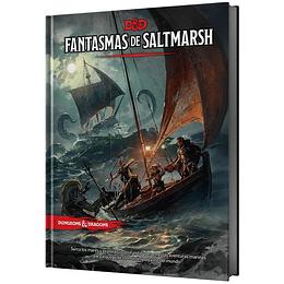 Dungeons & Dragons - Fantasmas de Saltmarsh (Español)