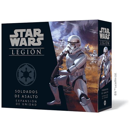 Star Wars Legion: Soldados de Asalto (Español)