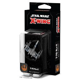 Star Wars X-Wing 2nd Ed: T-70 Ala X