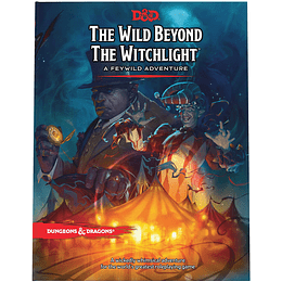 Dungeons & Dragons: The Wild Beyond the Witchlight (Inglés)