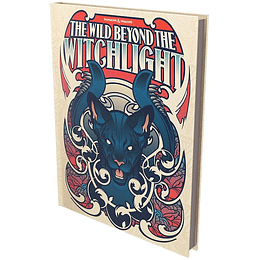 Dungeons & Dragons: The Wild Beyond the Witchlight (Alt-Cover) (Inglés)