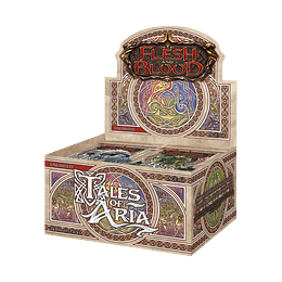 Caja de sobres Tales of Aria First Printing Booster Box