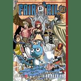 Fairy Tail Vol.21- Ivrea