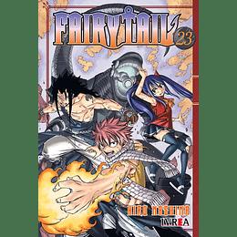 Fairy Tail Vol.23- Ivrea