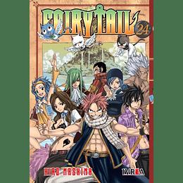 Fairy Tail Vol.24- Ivrea
