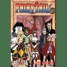 Fairy Tail Vol.26 - Ivrea