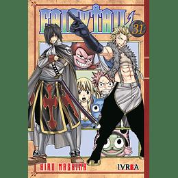 Fairy Tail Vol.31 - Ivrea