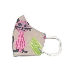 MASCARILLA PINK CAT
