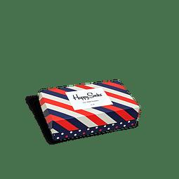 CLASSIC STRIPE GIFT BOX X 3
