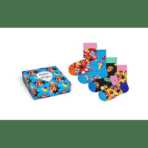 KIDS ROLLING STONES BOX SET X 4