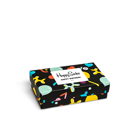 BALLOON ANIMAL BIRTHDAY GIFT BOX X 3