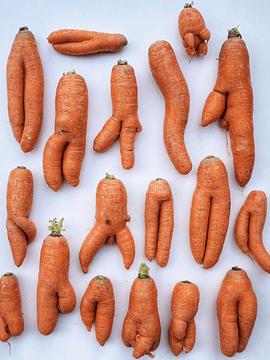 Bolsa 2 Kg Zanahorias Imperfectas