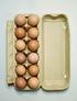 Bandeja 12 huevos